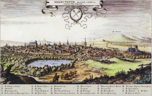 Helmstedt Merian 1641